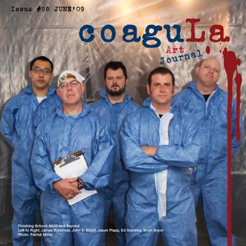 Coagula Art Journal #98