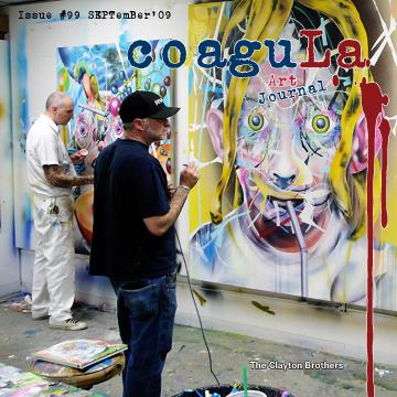 Coagula Art Journal #99