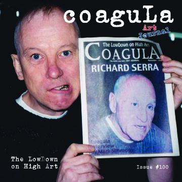 Coagula Art Journal #100