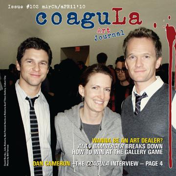 Coagula Art Journal #102